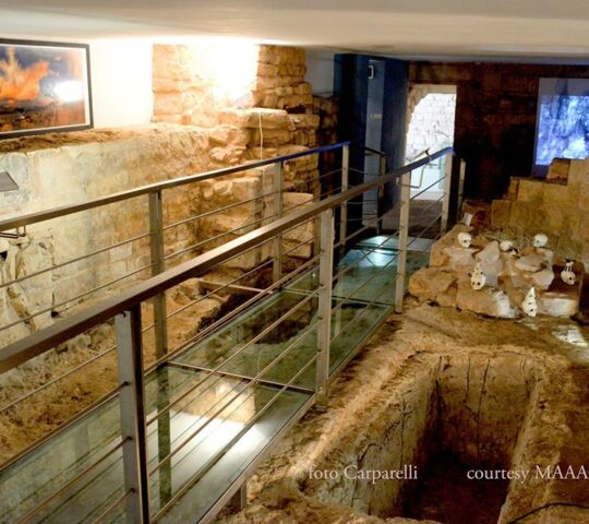 MAAAC Museo d'arte e area archeologica