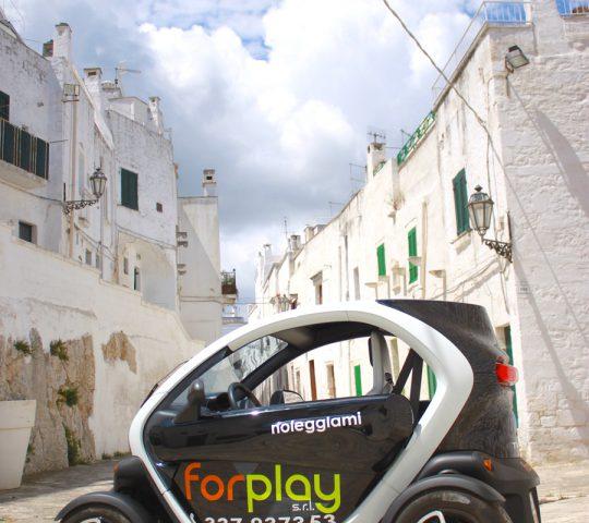 Forplay mobilità sostenibile