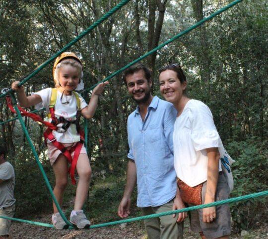 Parco avventura Ciuchino Birichino