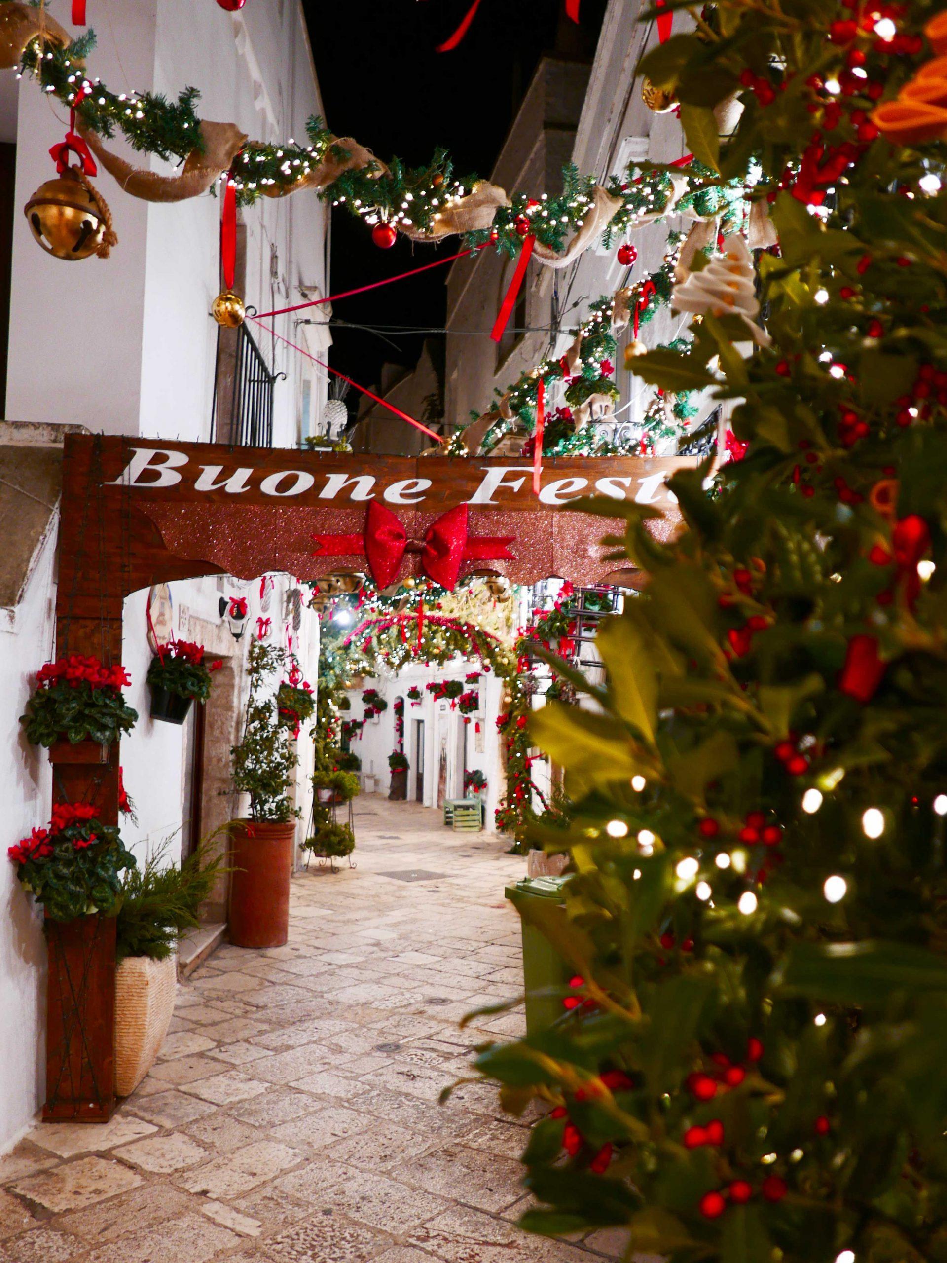 Il weekend dell'Immacolata in Valle d'Itria, tra tradizioni e borghi per assaporare l'arrivo del Natale