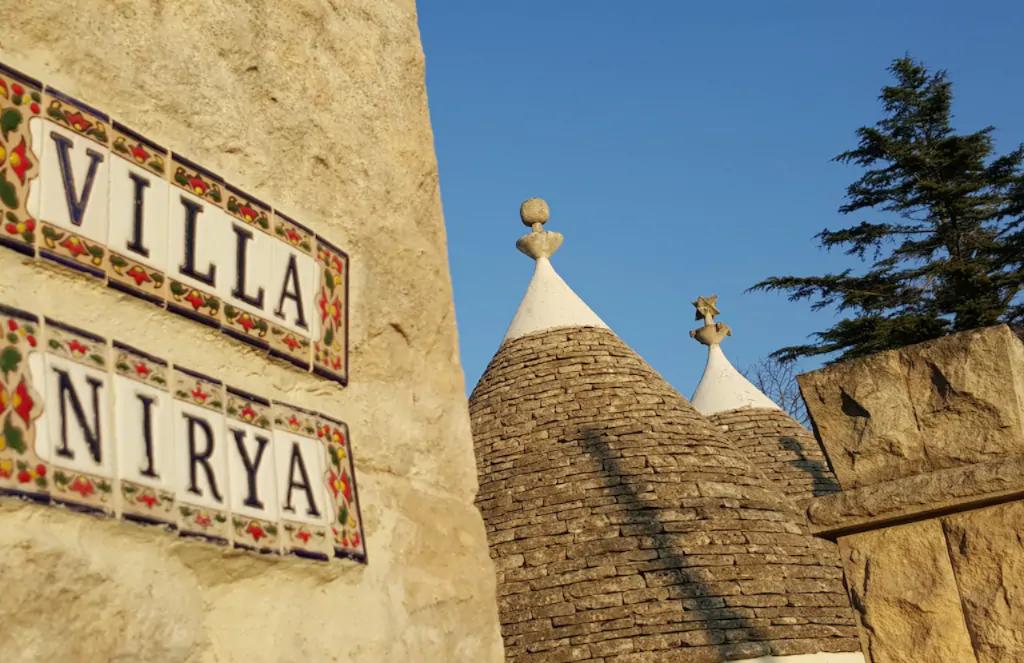 Trulli Villa Nirya
